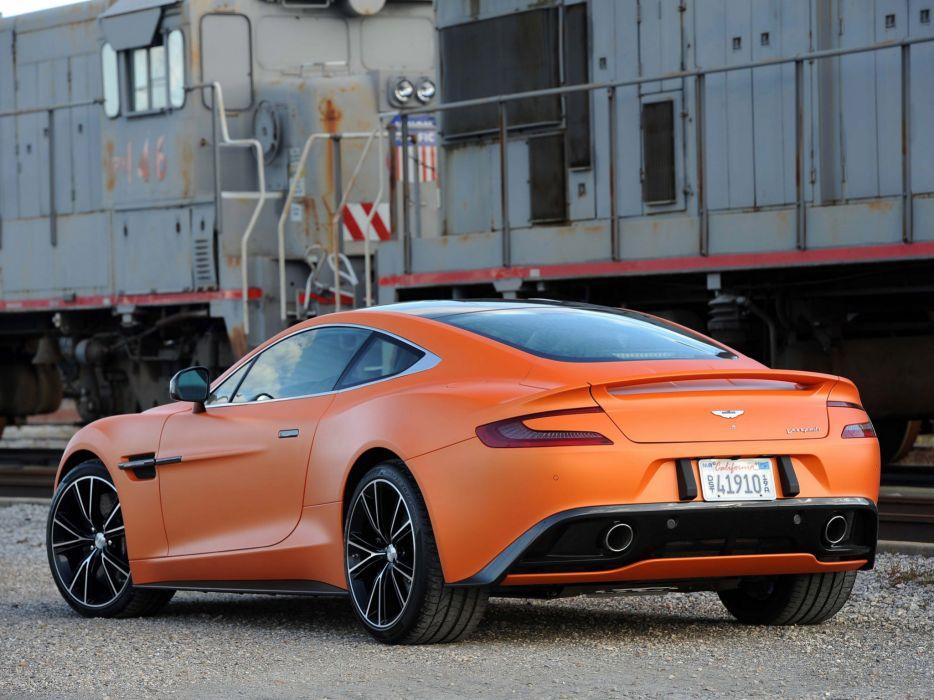 2012 Aston Martin Vanquish USA sportcar q wallpaper