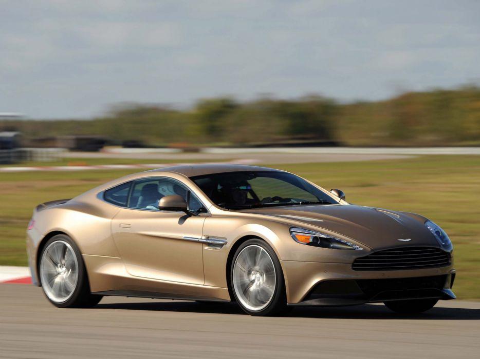 2012 Aston Martin Vanquish USA sportcar t wallpaper