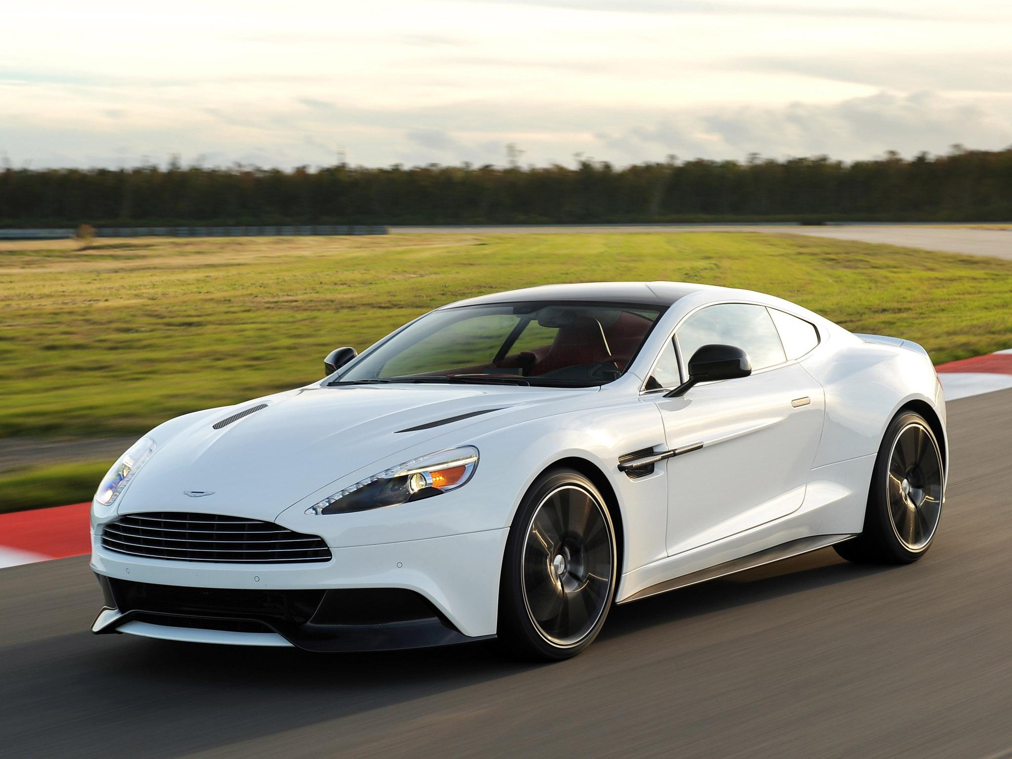 2012 Aston Martin Vanquish Usa Sportcar Wallpaper