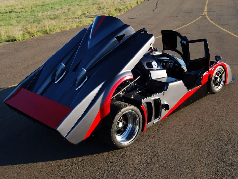 2012 Barnard BTR7 supercar supercars       f wallpaper