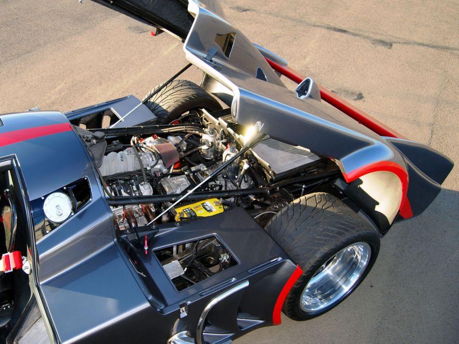 2012 Barnard BTR7 supercar supercars engine engines wallpaper