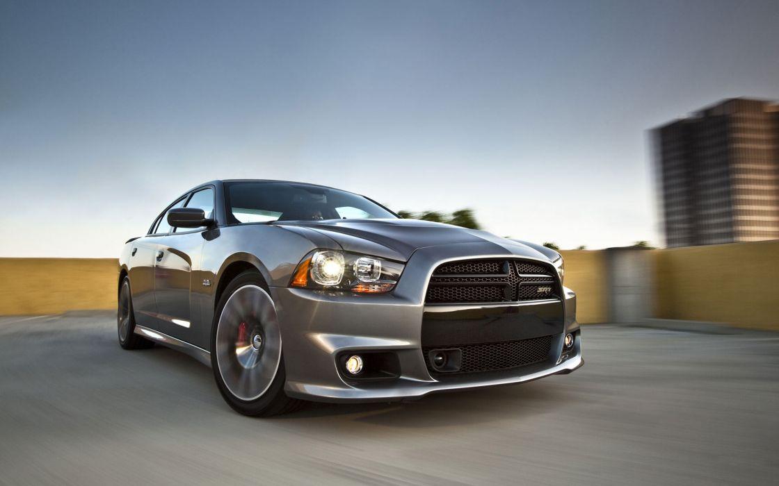 2012 Dodge Charger SRT8 muscle      d wallpaper
