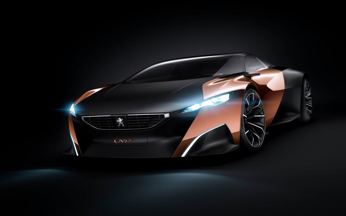 2012 Peugeot Onyx Concept supercars sup wallpaper