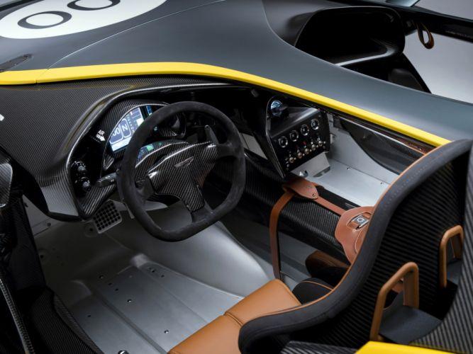 2013 Aston Martin CC100 Speedster Concept race racing supercar supercars interior wallpaper