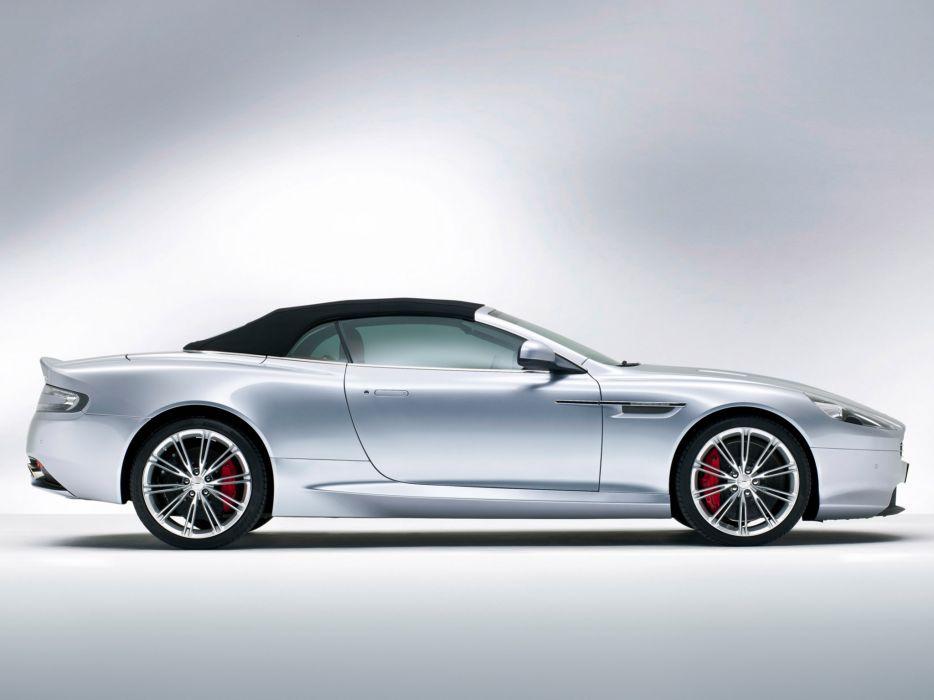 2013 Aston Martin DB9 Volante sportcar     gd wallpaper