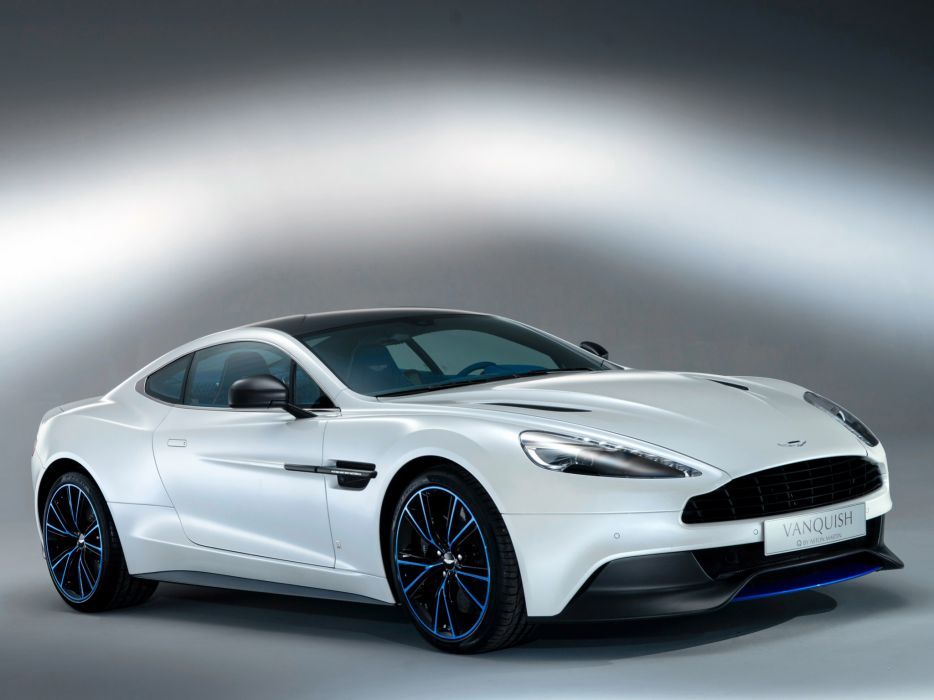 2013 Aston Martin Vanquish Q sportcar wallpaper