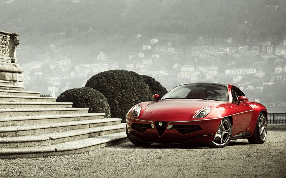 2013 Carrozzeria Touring Disco Volante supercar supercars wallpaper