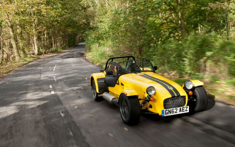2013 Caterham Supersport R supercar supercars g wallpaper