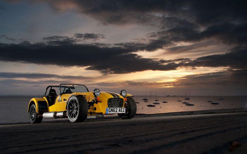 2013 Caterham Supersport R supercar supercars h wallpaper