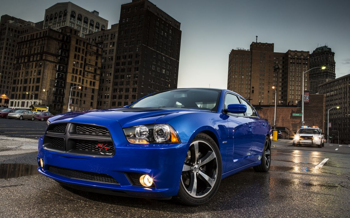 2013 Dodge Charger Daytona muscle wallpaper