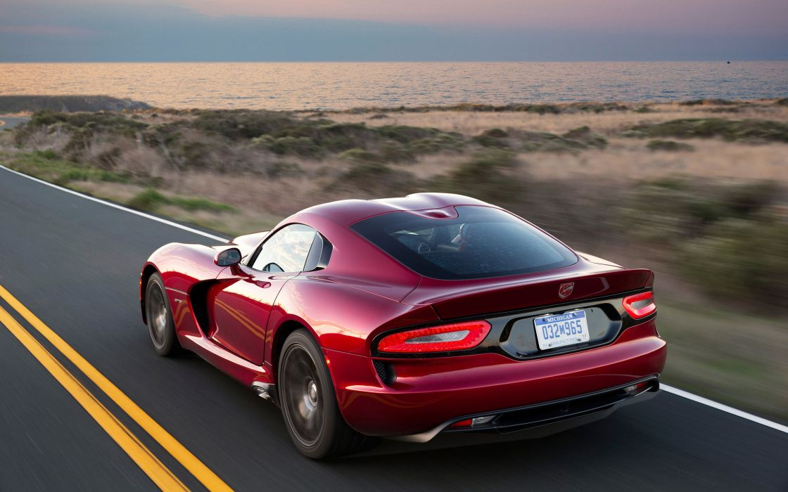 2013 Dodge SRT Viper supercar supercars      b wallpaper