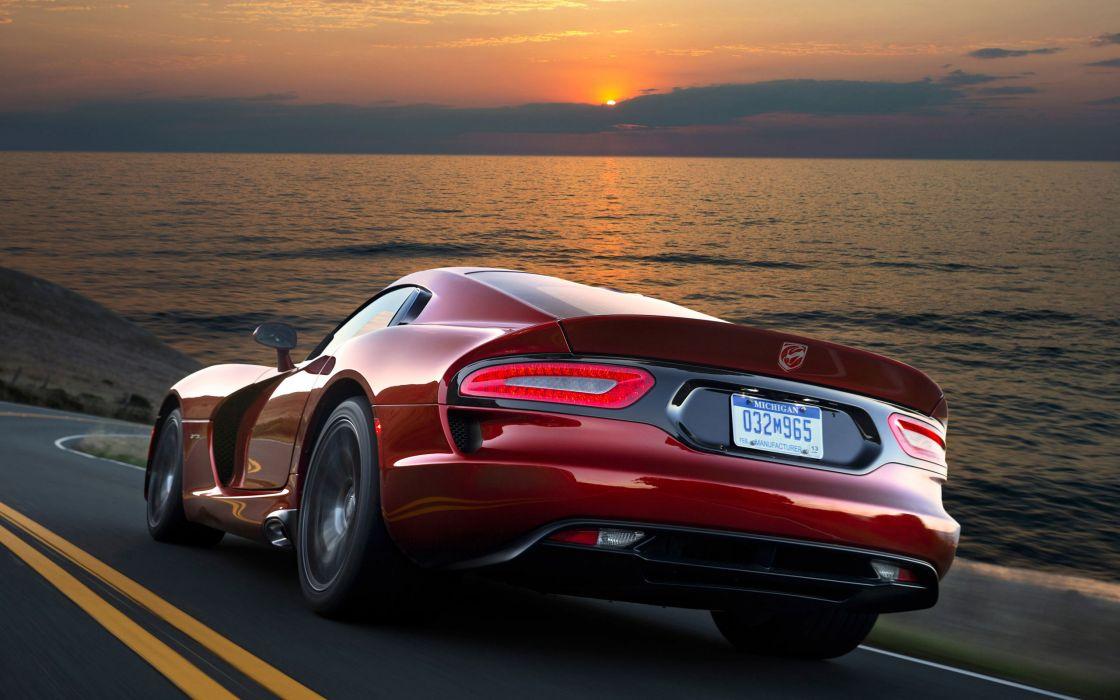 2013 Dodge SRT Viper supercar supercars      s wallpaper