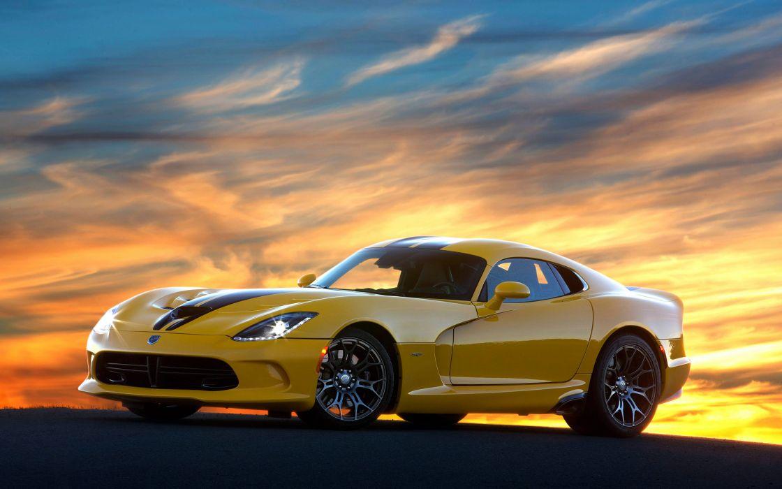 2013 Dodge SRT Viper supercar supercars     c wallpaper
