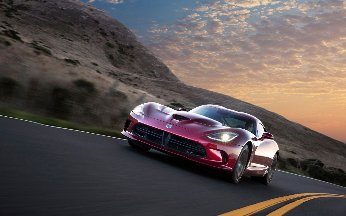 2013 Dodge SRT Viper supercar supercars   b wallpaper