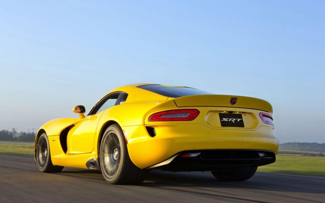 2013 Dodge SRT Viper supercar supercars   d wallpaper