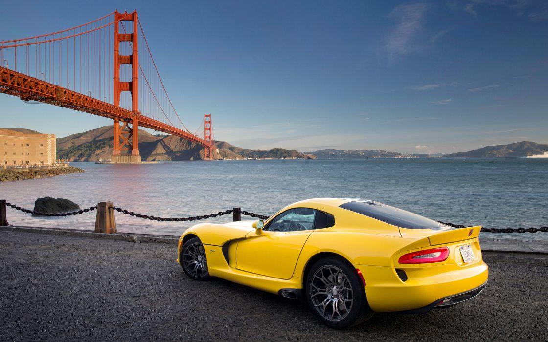 2013 Dodge SRT Viper supercar supercars   w wallpaper