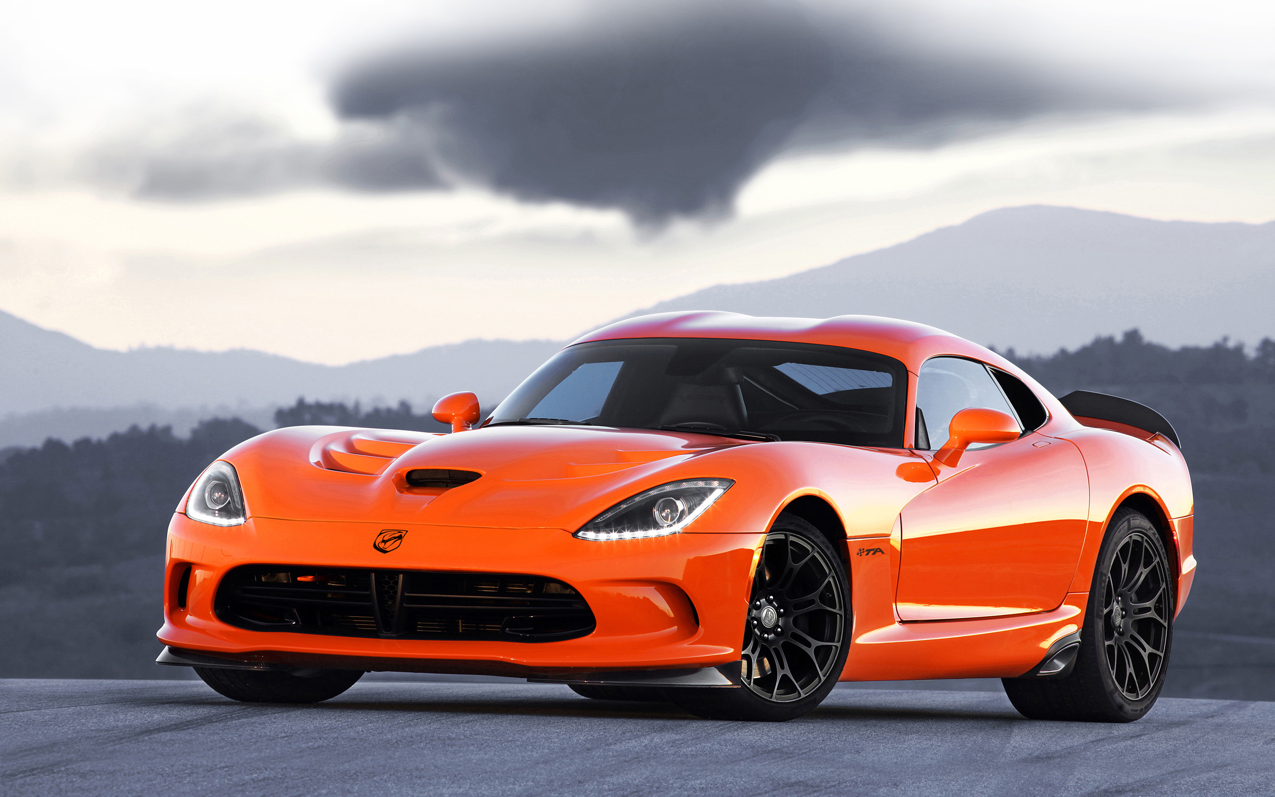 2014 Dodge Srt Viper T A Supercar Supercars Wallpaper