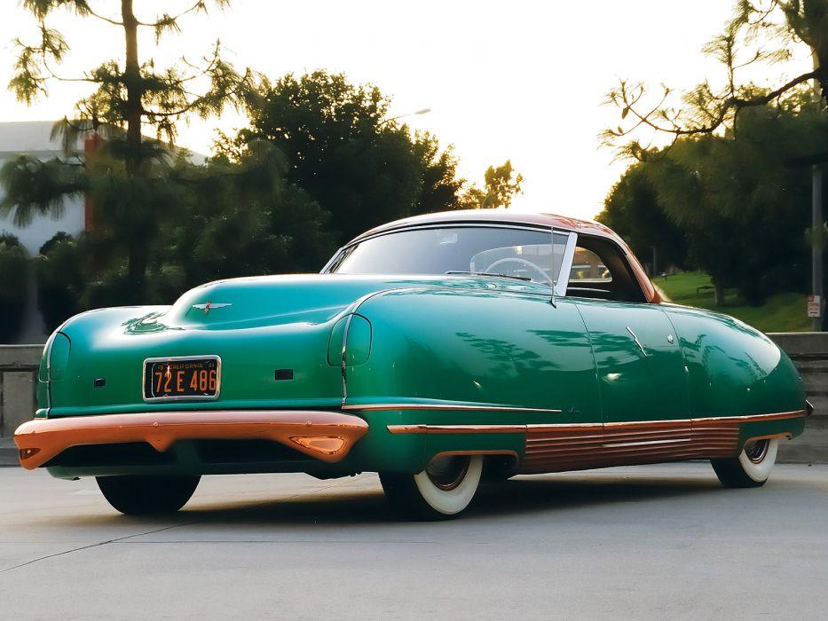 1940 Chrysler Thunderbolt Concept retro   f wallpaper