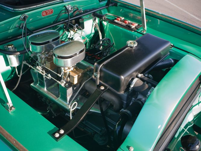 1940 Chrysler Thunderbolt Concept retro engine engines f wallpaper