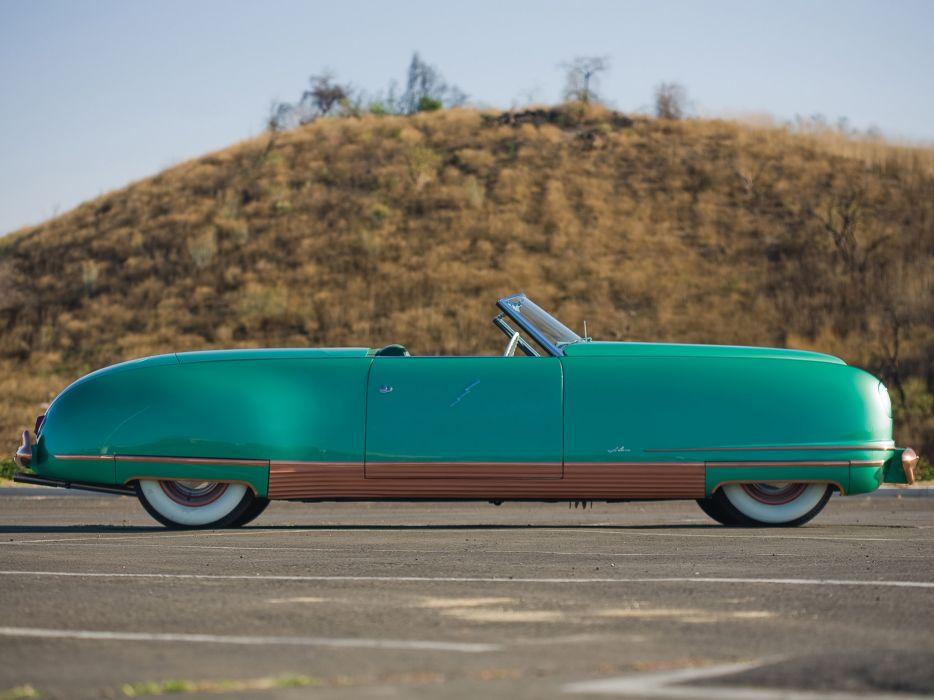 1940 Chrysler Thunderbolt Concept retro   gd wallpaper