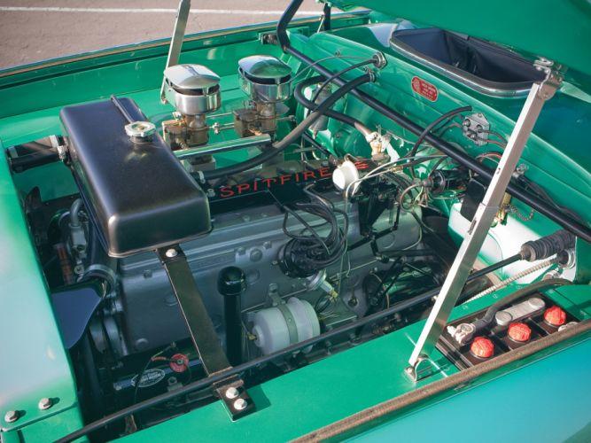 1940 Chrysler Thunderbolt Concept retro engine engines r wallpaper