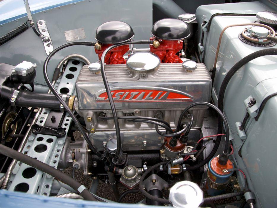 1947 Cisitalia 202 S-C Cabriolet retro engine engines wallpaper