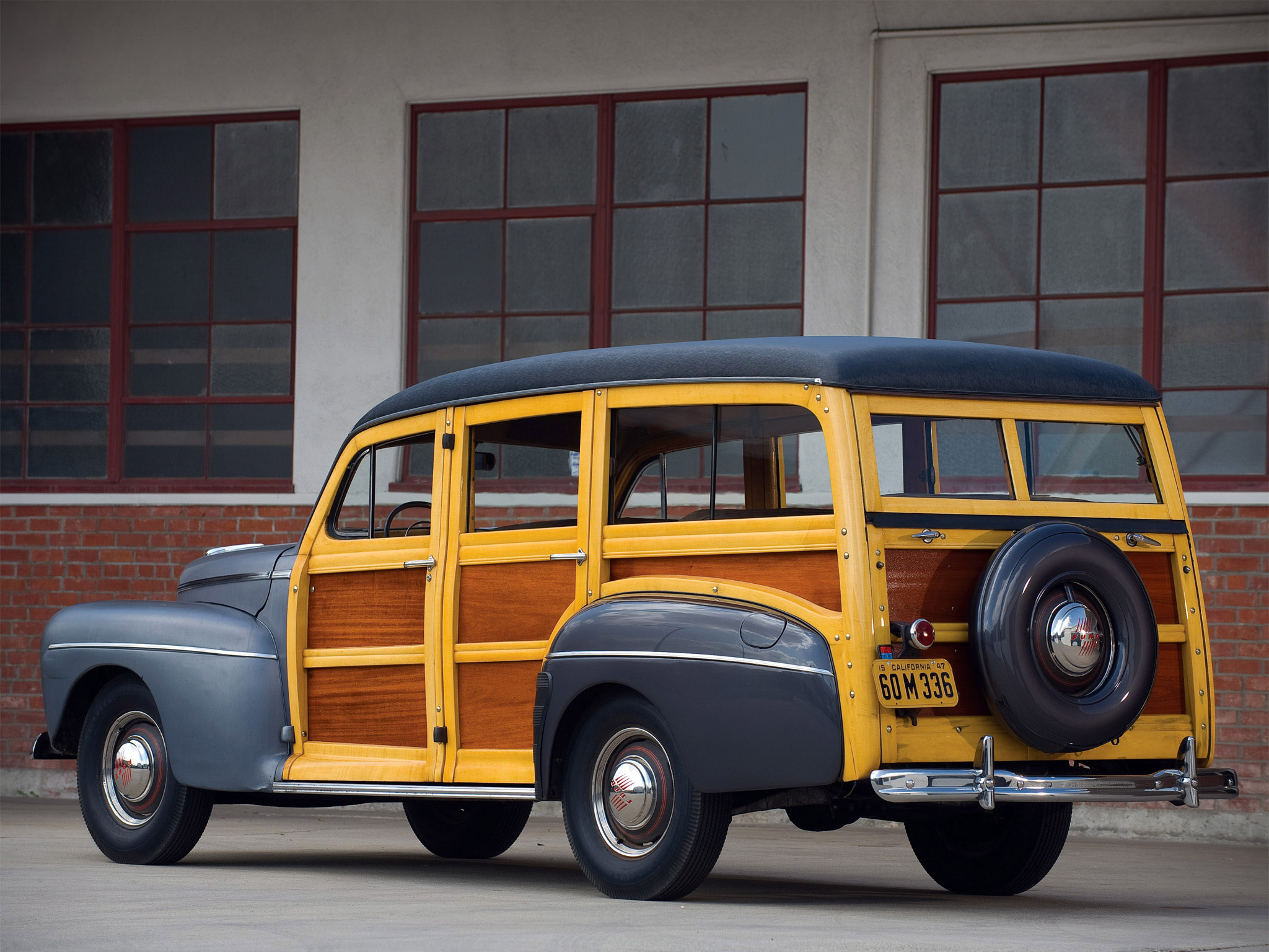 The 10 Best Woody Wagons Of All Time - Thrillist