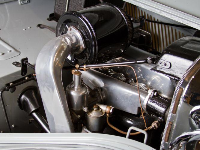 1947 Jaguar Mark IV Saloon I-V retro luxury engine engines wallpaper