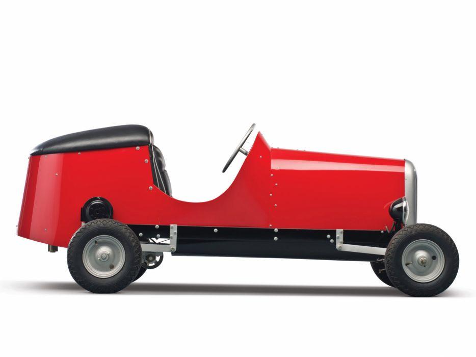 1947 King Midget Series I race racing retro toy toys go-kart     d wallpaper