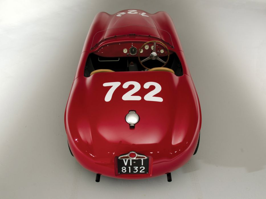 1948 Ferrari 166 Inter Spider Corsa retro race racing supercar supercars interior       d wallpaper