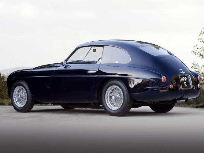 1948 Ferrari 166 Inter Touring Berlinetta retro supercar supercars f wallpaper