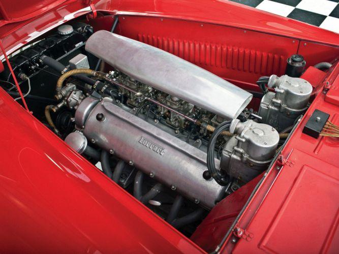1948 Ferrari 166 MM Touring Barchetta retro supercar supercars engine engines wallpaper