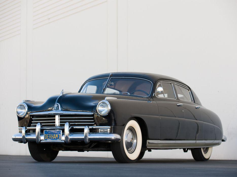 1948 Hudson Commodore Limousine retro luxury wallpaper