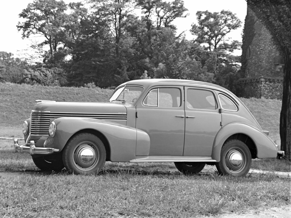 1948 Opel Kapitan retro    f wallpaper