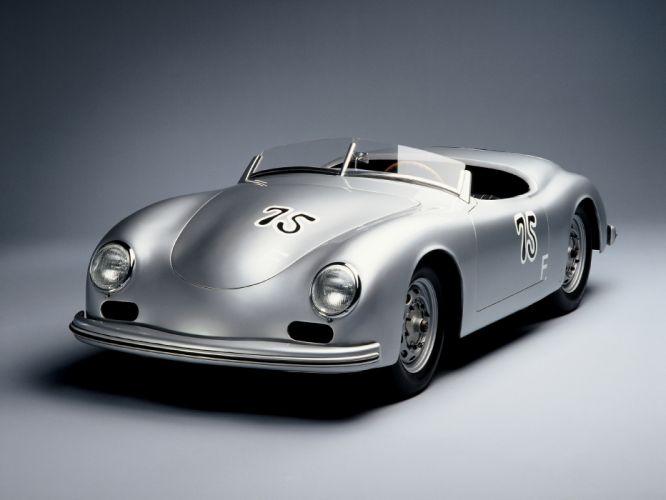 1948 Porsche 356 Roadster retro wallpaper