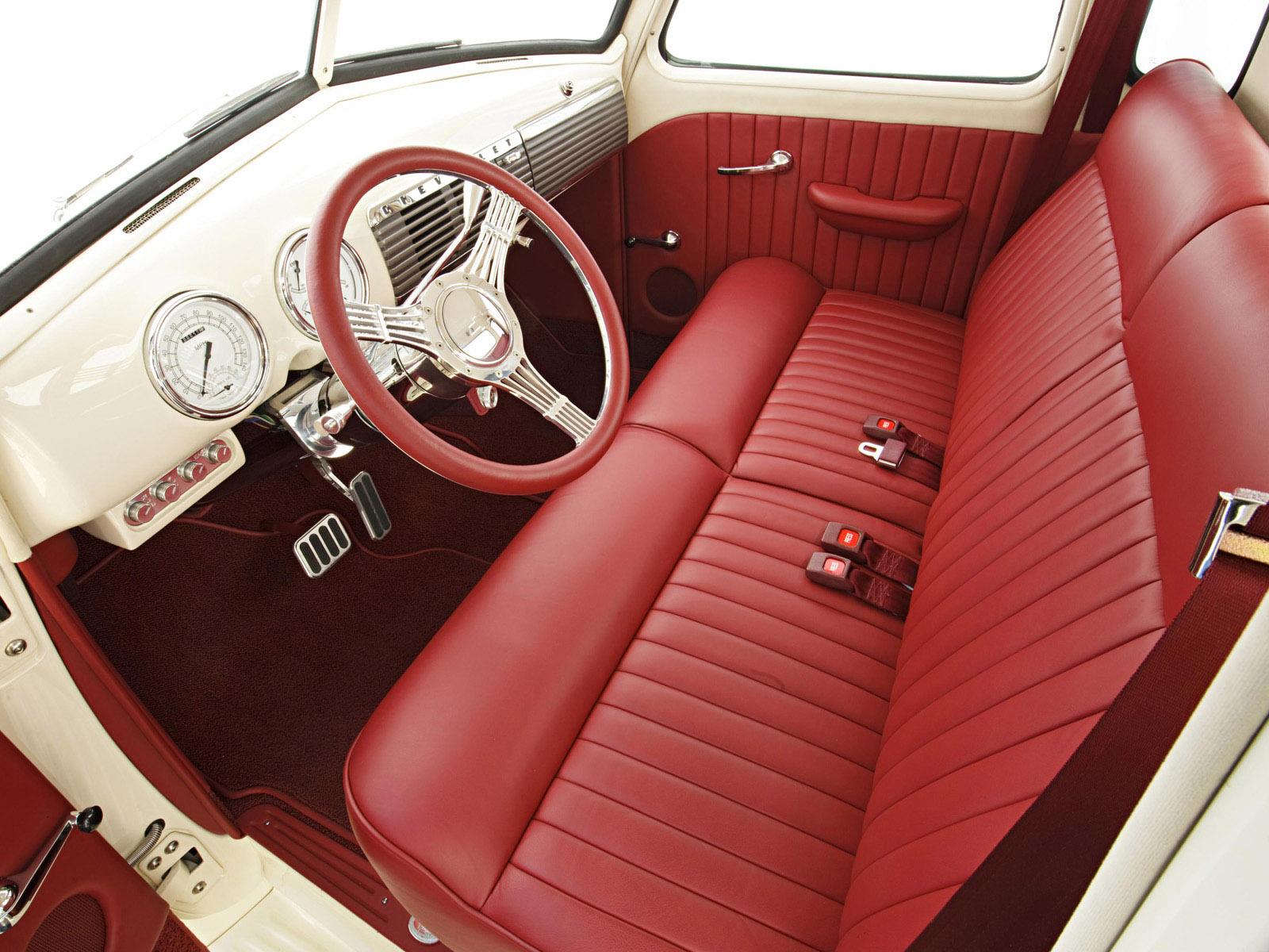 1949 Roadster Shop Chevrolet Pickup Truck Lowrider Retro