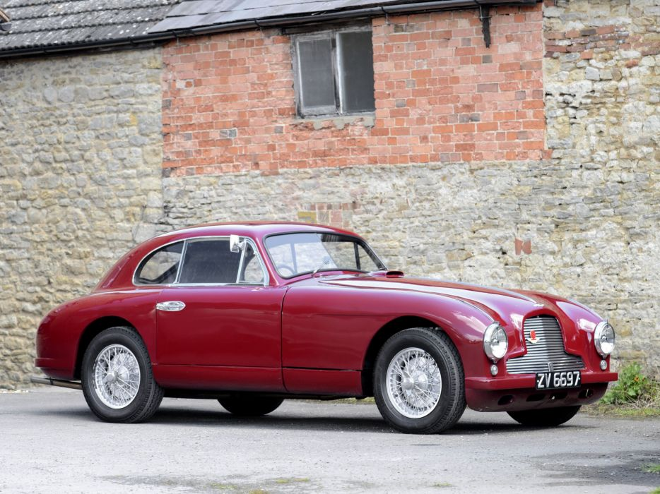 1950 Aston Martin DB2 retro   s wallpaper