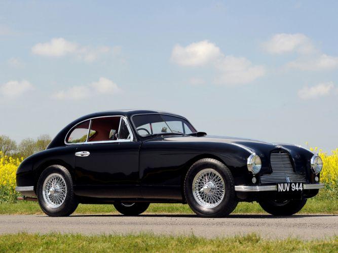 1950 Aston Martin DB2 retro x wallpaper