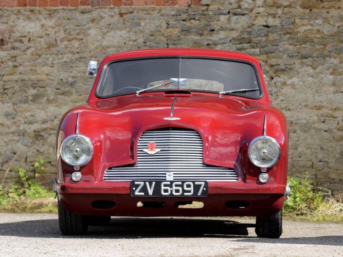 1950 Aston Martin DB2 retro d wallpaper