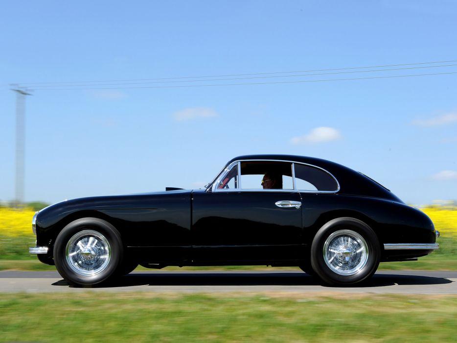 1950 Aston Martin DB2 retro  da wallpaper
