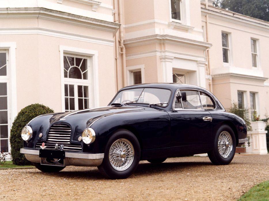 1950 Aston Martin DB2 retro  s wallpaper