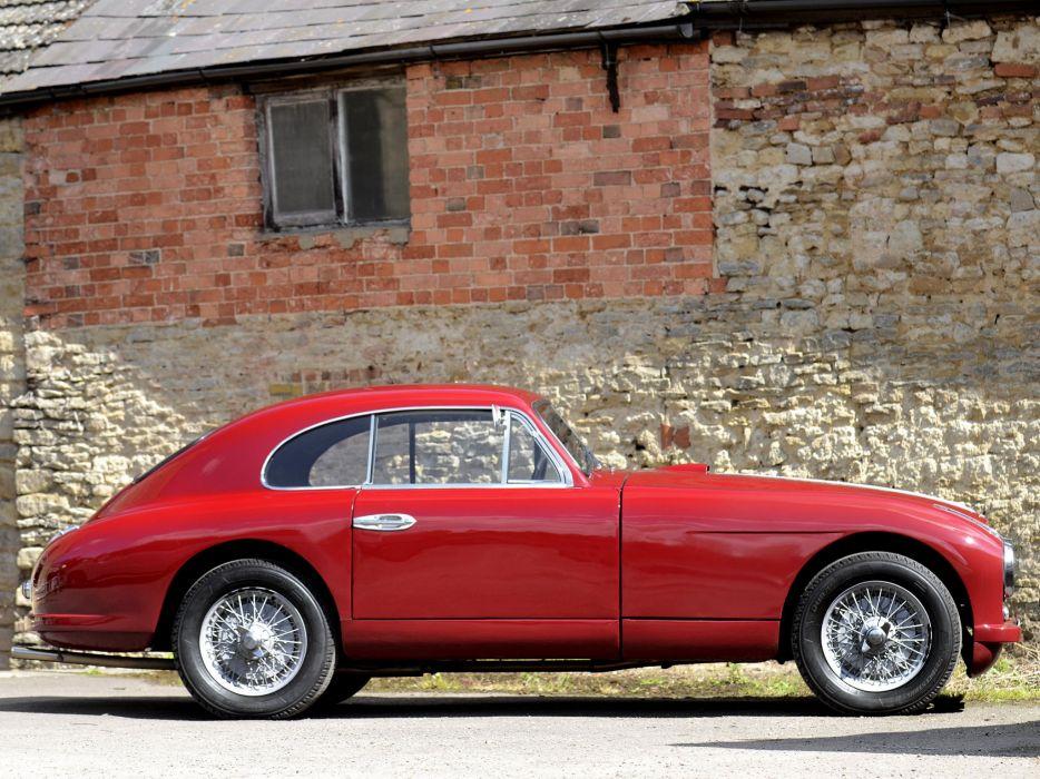 1950 Aston Martin DB2 retro  vx wallpaper