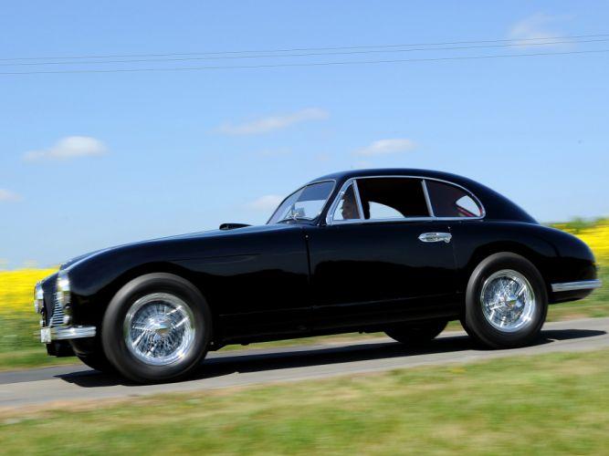 1950 Aston Martin DB2 retro f wallpaper