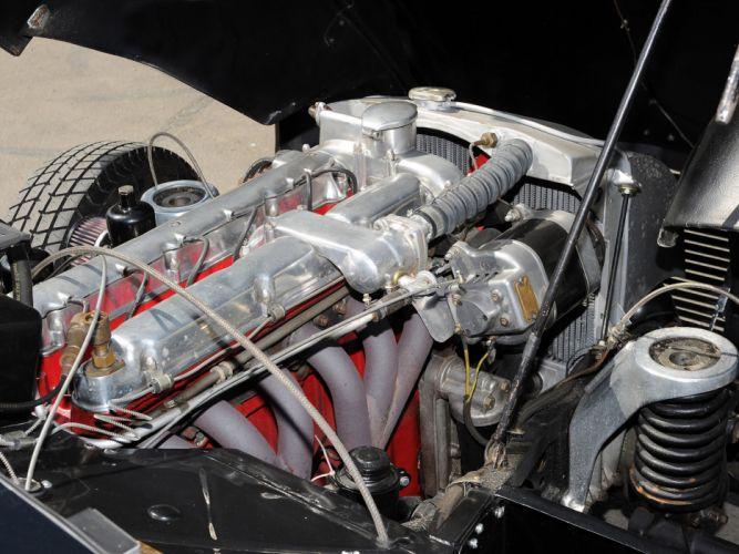 1950 Aston Martin DB2 retro engine engines wallpaper