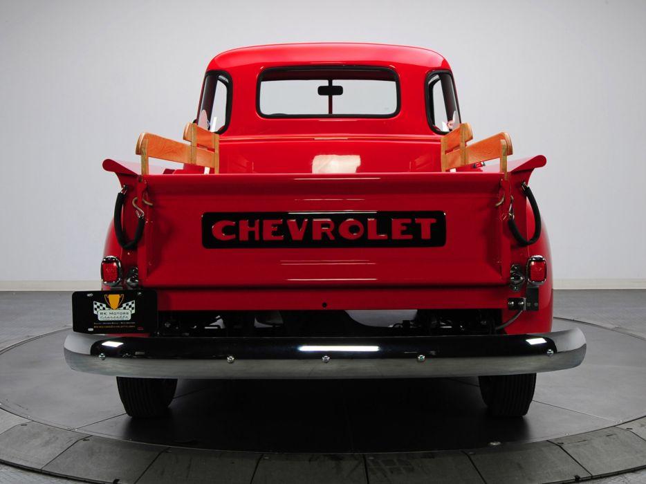 1950 Chevrolet 3100 Pickup HP 3104 truck retro      h wallpaper