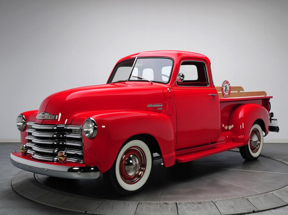 1950 Chevrolet 3100 Pickup HP 3104 truck retro   g wallpaper