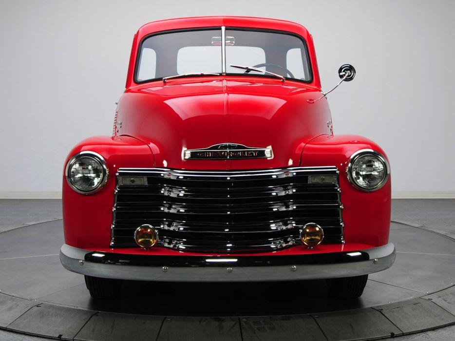 1950 Chevrolet 3100 Pickup HP 3104 truck retro wallpaper