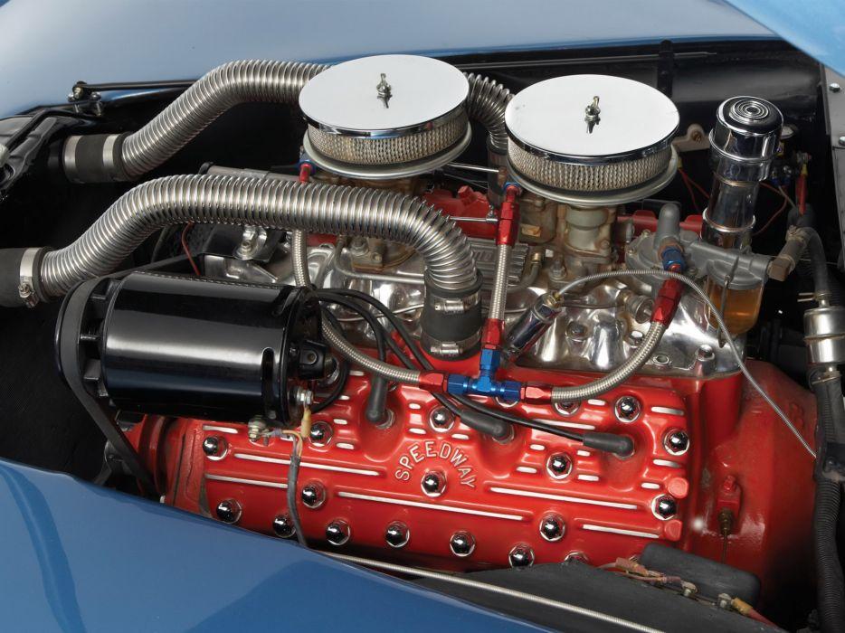 1950 Mercury Bob Hope Special Concept retro engine engines wallpaper