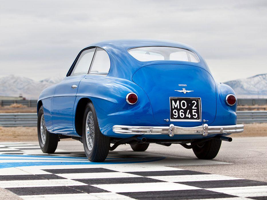 1951 Ferrari 212 Inter Coupe retro supercar supercars   f wallpaper