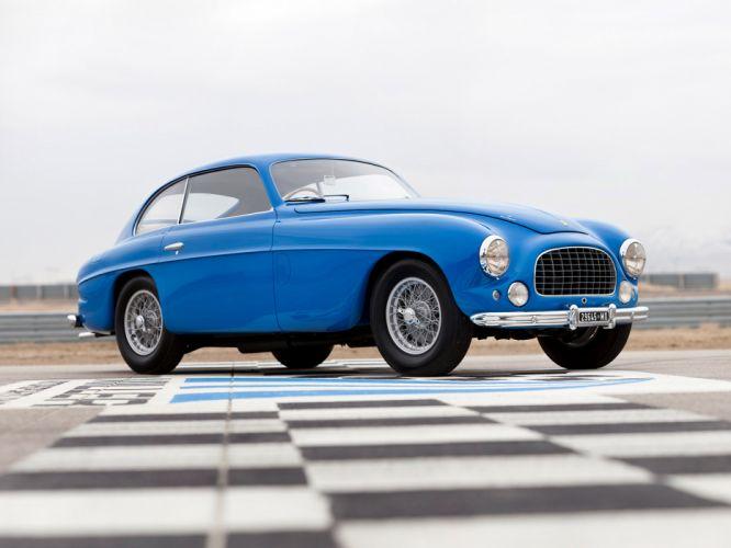 1951 Ferrari 212 Inter Coupe retro supercar supercars wallpaper